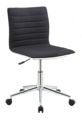 800725 Black Office Chair
