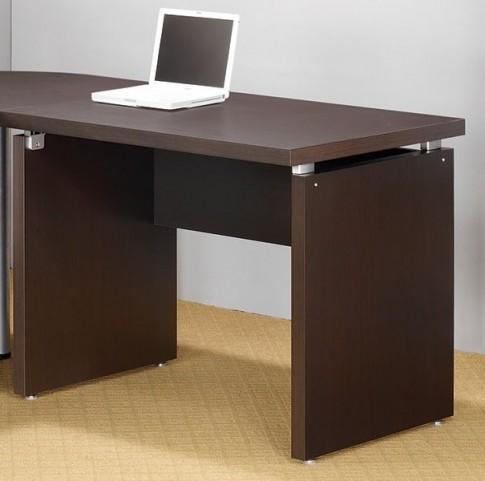 Skylar Cappuccino Computer Desk