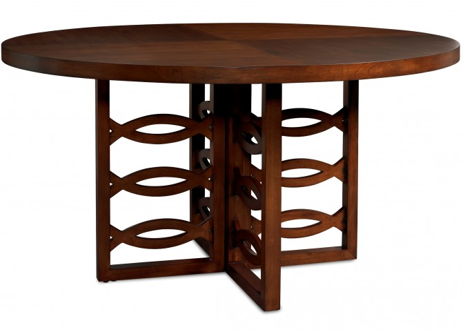 Claire de Lune Pedestal Table