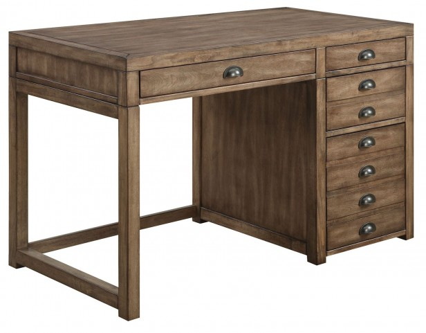 Weathered Taupe Desk