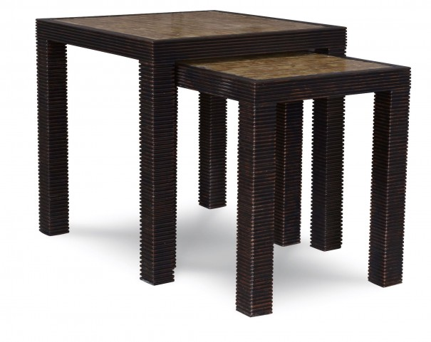 The Foundry Peppercorn Atil Nesting Tables