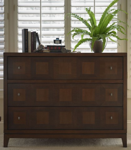 Claire de Lune Toasted Nutmeg Bachelor Chest