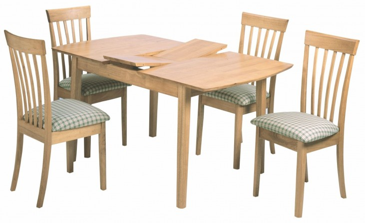 Lisa Natural Dining Room Set