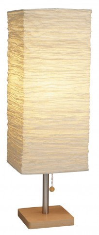 Dune Natural Tall Table Lamp