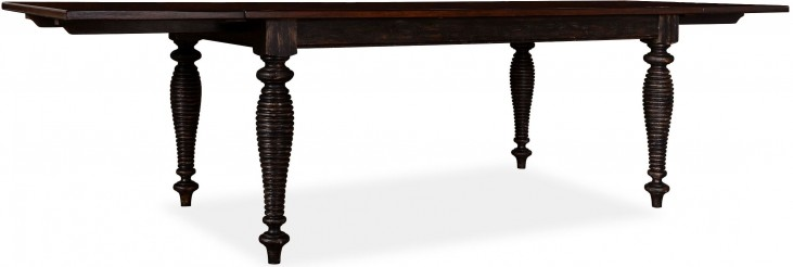 The Foundry Cafe Rollins Cherry Rectangular Dining Table