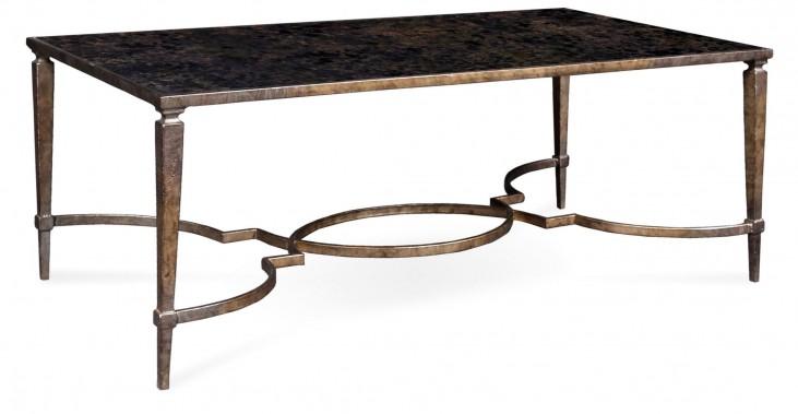 Marni Metal Cocktail Table