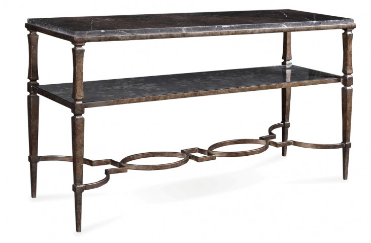 Marni Metal Sofa Table
