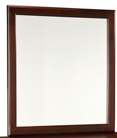 Lewiston Deep Brown Mirror