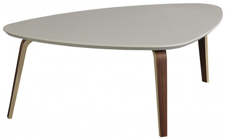 Tisdale Large Ivory Cocktail Table