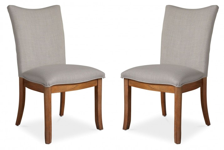 Sophisticate Side Chair Set of 2