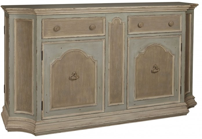 806111 Two Drawer Console