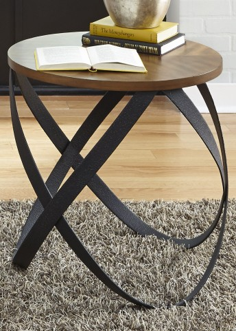 Lancaster Bronze Spice End Table