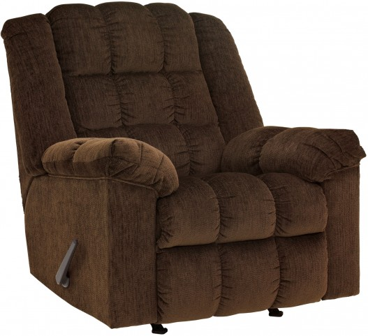 Ludden Cocoa Power Rocker Recliner
