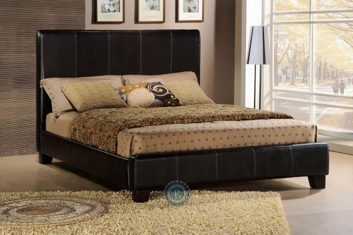 Copley Queen Upholstered Panel Bed