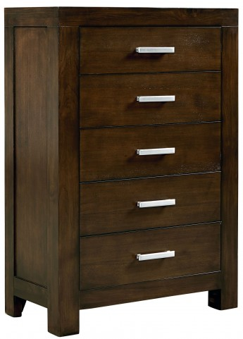 Couture Dark Chocolate Drawer Chest