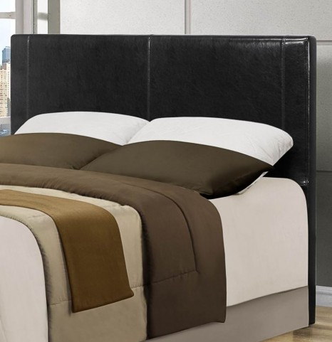Emma Black Queen/Full Headboard
