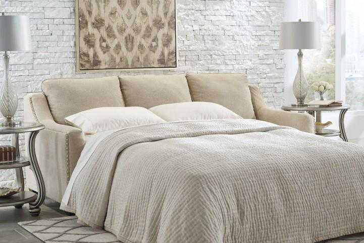 Mauricio Linen Queen Sofa Sleeper