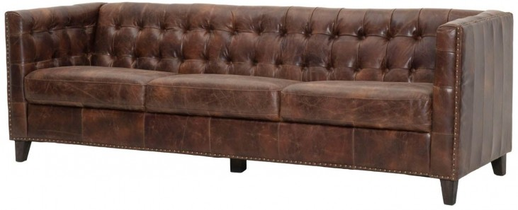 "Patina Cafe Ritchey 94"" Sofa"