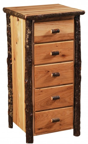 Hickory Traditional Premium Storage Chest