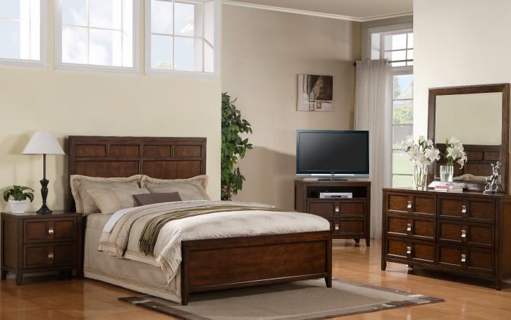 Bayfield Panel Bedroom Set