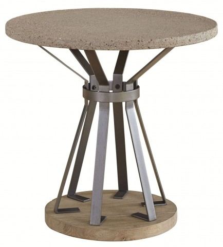 Lambert Concrete top End Table