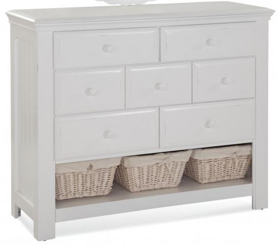 Jasmine White Dresser