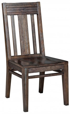 Montreat Graphite Side Chair Set of 2