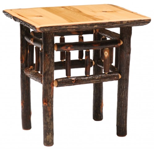 Hickory Traditional Open End Table