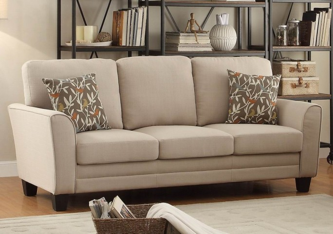 Adair Beige Sofa