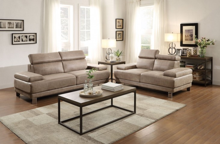 Tribune Stone Living Room Set