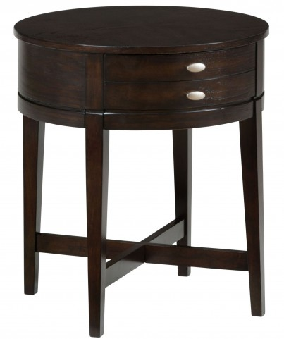 Kent County Miniatures Round End Table