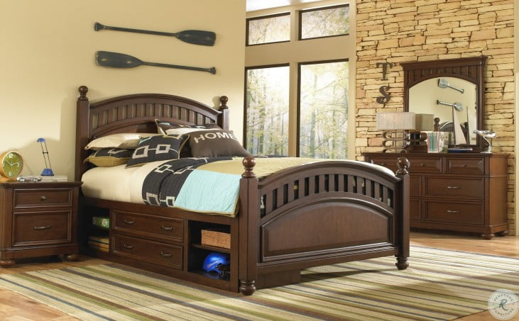 Expedition Youth Poster Bedroom Set