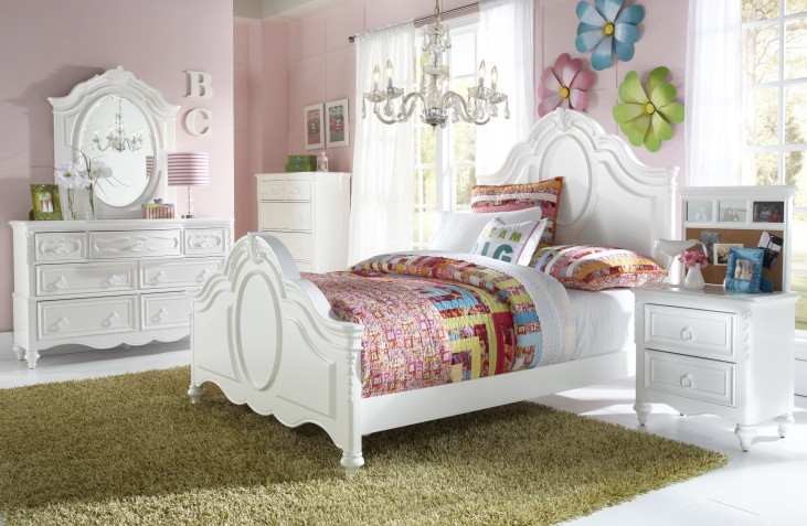 SweetHeart Youth Panel Bedroom Set
