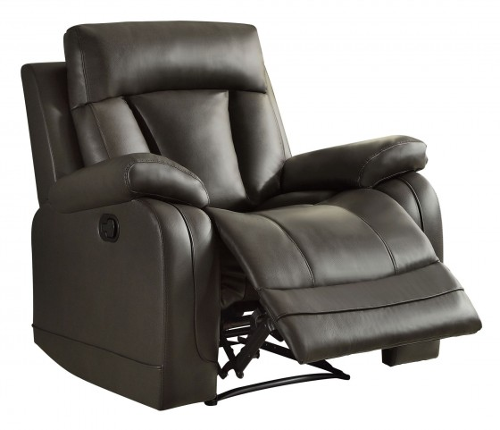 Ackerman Grey Reclining Chair