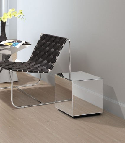 Cubo Side Table Mirror