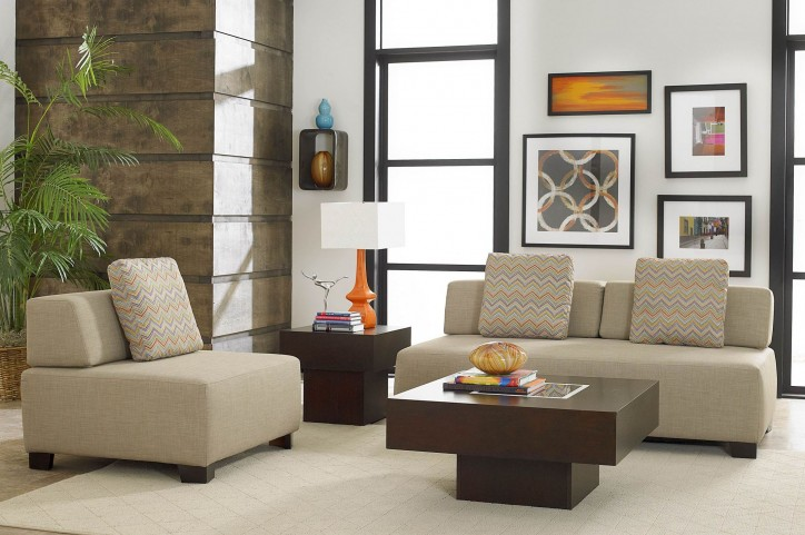 Darby Living Room Set