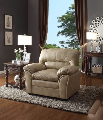 Talon Taupe Chair