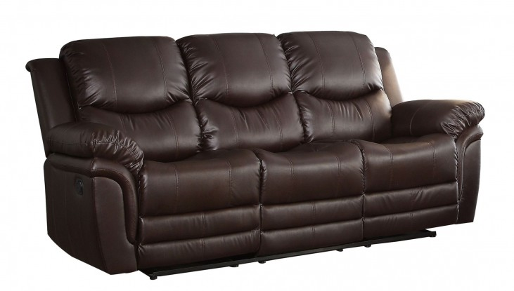 St Louis Park Double Reclining Sofa