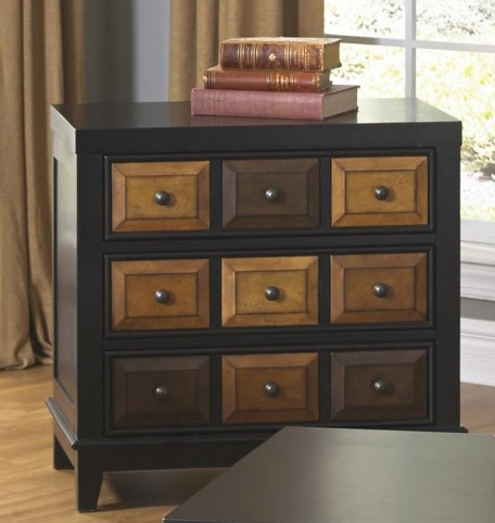 Multi Tone Accent Chest