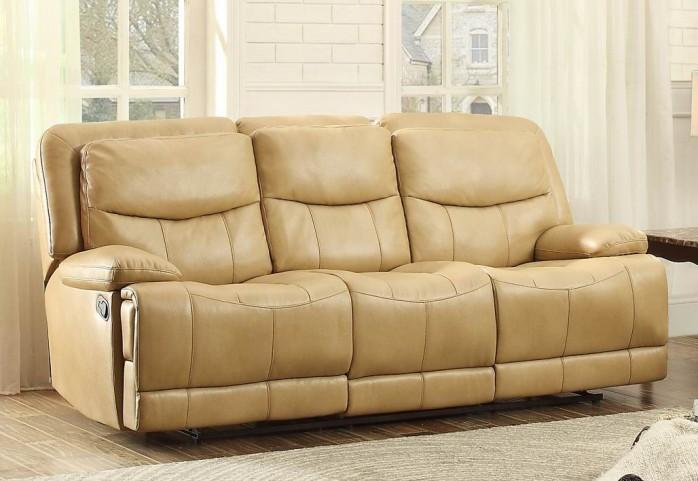 Risco Honey Double Reclining Sofa