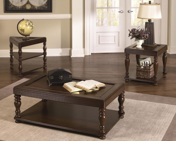 Brennan Occasional Table Set