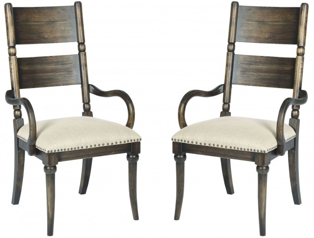 Wildfire Ember Arm Chair Set of 2