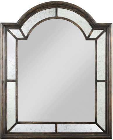 Wildfire Ember Antique Mirror