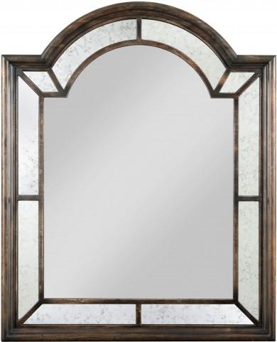 Wildfire Ember Antique Mirror