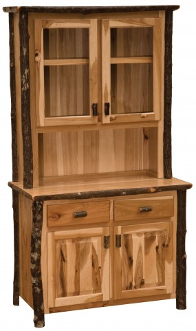 "Hickory Traditional 48"" Buffet with Hutch"