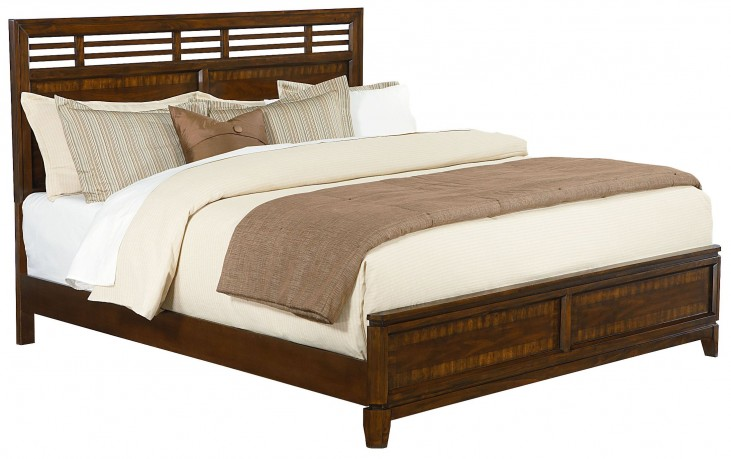 Avion Cherry Queen Panel Bed