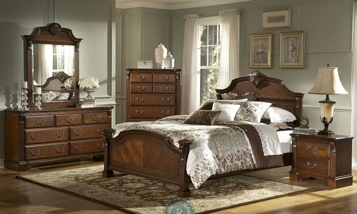 Legacy Youth Platform Bedroom Set
