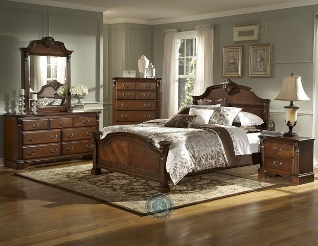 Legacy Platform Bedroom Set