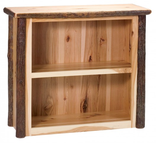 Hickory Small Bookshelf