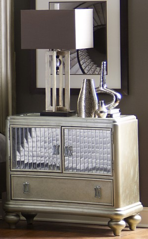 Platinum Nightstand